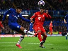 The Chelsea game is behind closed doors. GOAL