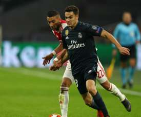 Reguilón has joined Sevilla from Real Madrid. GOAL