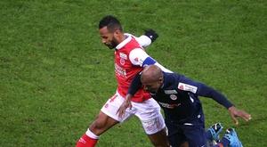 Reims file en quarts de Coupe de la Ligue. AFP
