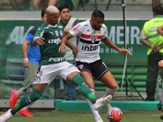 Prováveis escalações de São Paulo e Palmeiras. Goal