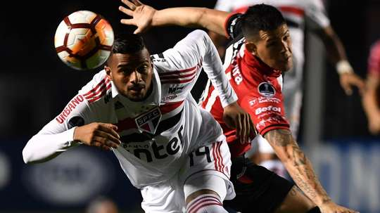 Jogadores do São Paulo analisam derrota na Sul-americana e acreditam em virada na Argentina. Goal