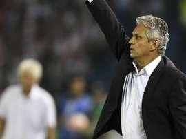 Rueda revela estratégia para duelo contra o Independiente. Goal