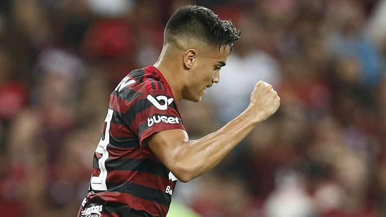 Real Madrid? Let's wait and see – Flamengo sensation Reinier. AFP