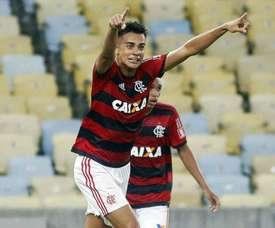 Jesus chama Reinier para elenco do Flamengo. Goal