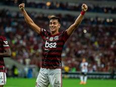 Flamengo não libera Reinier para seleção sub-17. Goal