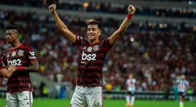 Reinier faz início melhor ao de Vinícius Jr pelo Flamengo no Brasileirão.