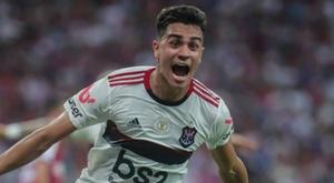 Torcida já sonha com parceria ao lado de Rodrygo e Vinícius Jr. Goal