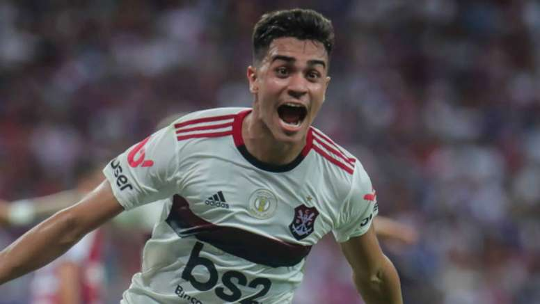 Flamengo renova contrato de Reinier. Goal