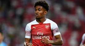 Nelson determined to make Arsenal impact. GOAL
