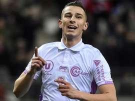 Rémy Oudin se veut ambitieux. Goal