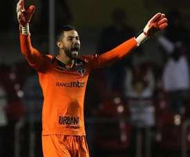 O goleiro de 27 anos quis deixar o 'Tricolor Paulista'. Goal