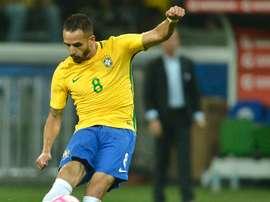 Renato Augusto diz que não foi por nenhum clube brasileiro. Goal