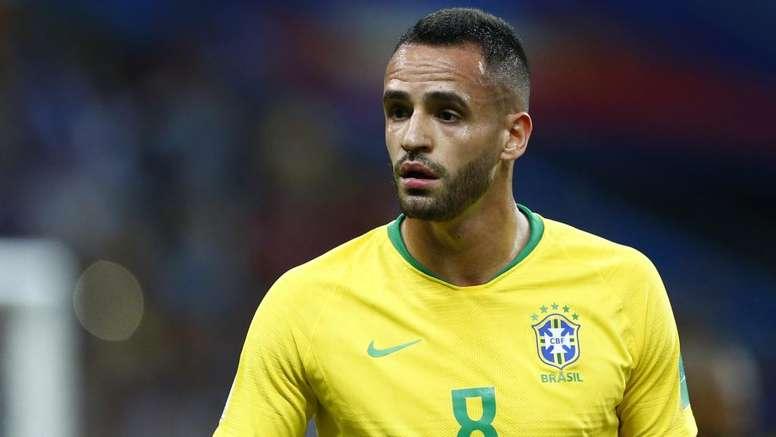 Renato Augusto no Fla? Conversa do jogador com Marcos Braz anima torcida. AFP