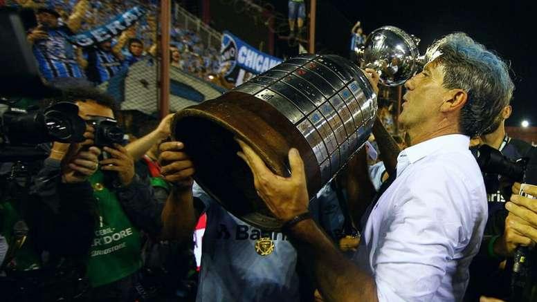A fama de Renato Gaúcho em recuperar jogadores. Goal