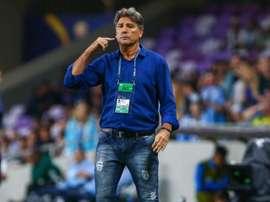 Renato Gaúcho feliz por time 'honrar a camisa'. Goal