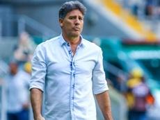 Treinador muito satisfeito por seguir vivo na Libertadores. Goal