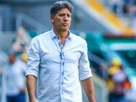 O técnico do Grêmio: Renato Gaúcho. Goal