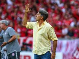 Renato Gaúcho tem retrospecto levemente positivo em Grenais como jogador e técnico. Goal