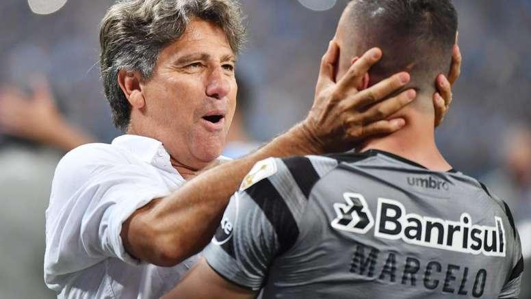 Renato Gaúcho: 'tudo que é bom é sofrido'. Goal