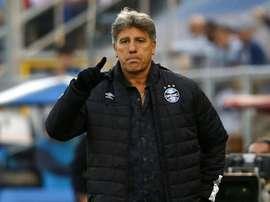 Renato é franco após derrota do Grêmio
