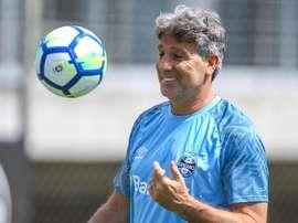 Mais gigantes, Renato e Grêmio reencontram Athletico 3 anos depois. Goal