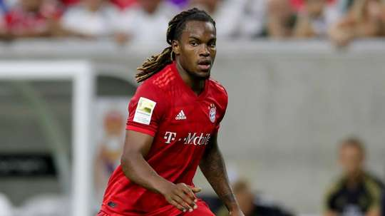 Sanches had been linked with a move because of his lack of playing time. GOAL