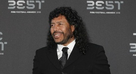 Higuita é cobrado por aposta após eliminação da Colômbia. Goal