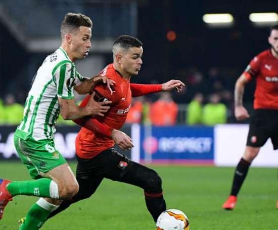 Rennes réalise l'exploit et élimine le Betis. Goal