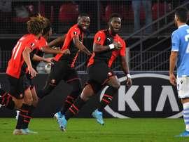 La Lazio cade a Rennes. Goal