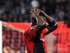 Rennes a vu rouge. Goal