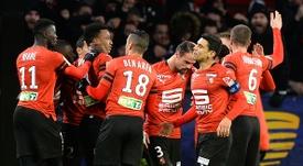 Encore une victoire de Rennes. Goal