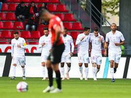 Rennes plonge encore plus. Goal