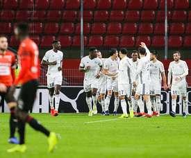 Cauchemar pour Rennes. Goal
