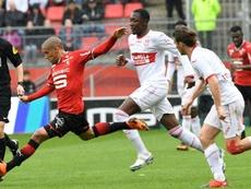 Rennes reste dans la course. Goal