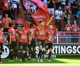 Rennes retrouve le goût de la victoire. Goal