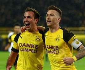 O Borussia continua firme na liderança. Goal