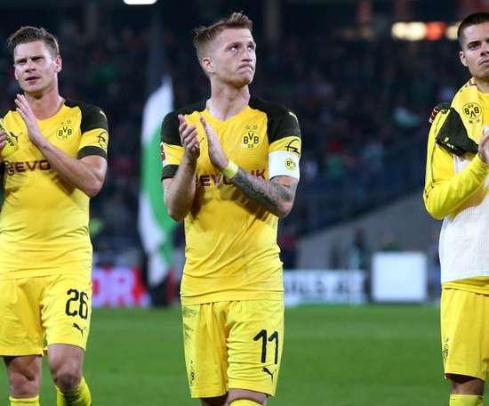 Dortmund se présente amputé. Goal