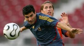 Reyes Sergio Ramos