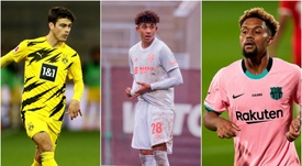 Reyna, Richards and De la Fuente feature in a youthful squad. GOAL