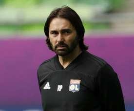 Pedros has stepped down as Lyon Women's coach. GOAL
