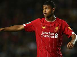 Brewster has joined Swansea. GOAL