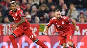 O Bayern já viajou para Inglaterra. Goal