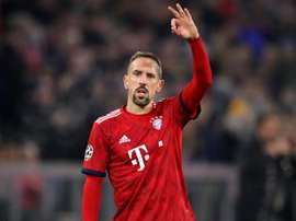 Ribery a doubt after child's birth. Goal