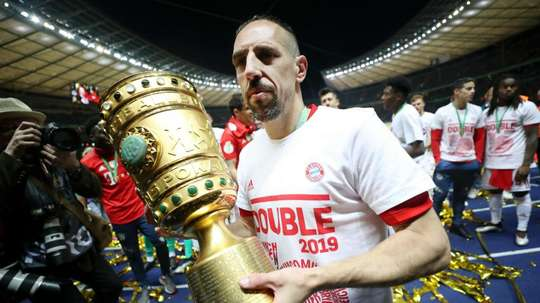 Ribery: This is how I imagined it