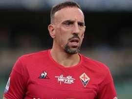 Ribery si opera. Goal
