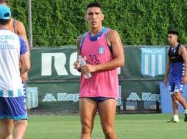 Racing decide que ex-são-paulino Centurión não joga mais no clube. Goal