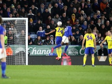 Ricardo Pereira gave Leicester victory late on versus Birmingham. GOAL