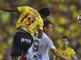Brasileiros e equatorianos voltam a se defrontar na prova. Goal