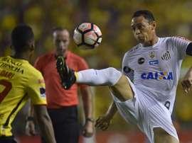Barcelona-EQU 1 x 1 Santos: Vanderlei brilha de novo, e Peixe arranca empate no Equador
