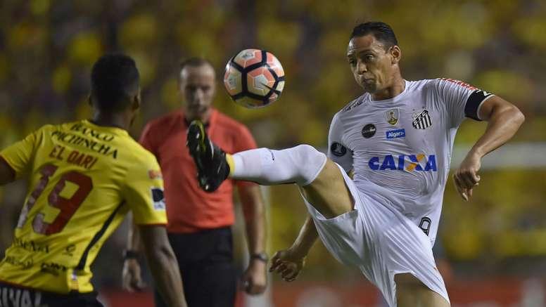Santos pretende seguir em frente na Copa Libertadores. Goal